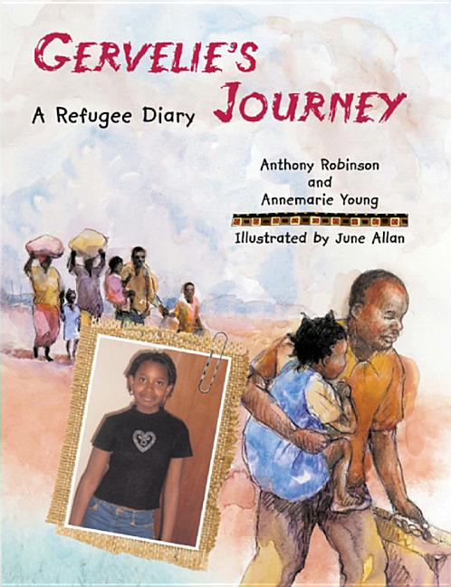 Gervelie's Journey: A Refugee Diary