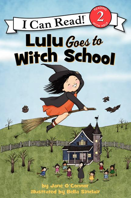 Lulu Goes to Witch School