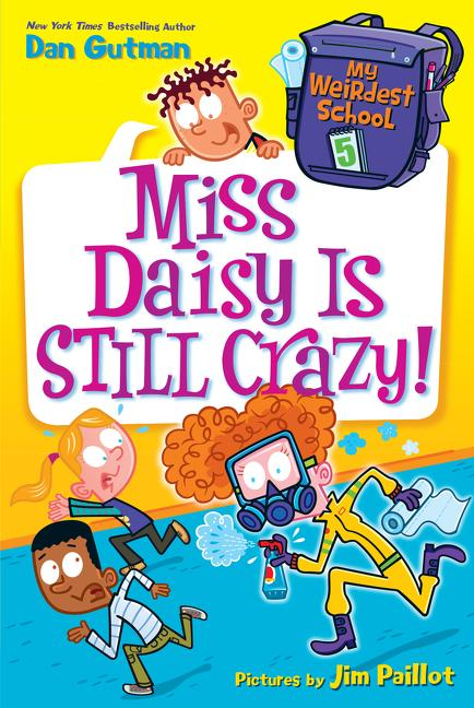 Miss Daisy Is Still Crazy!
