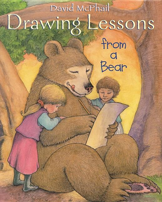 Drawing Lessons from a Bear