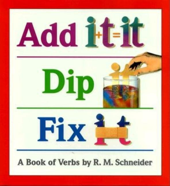 Add It Dip It Fix It