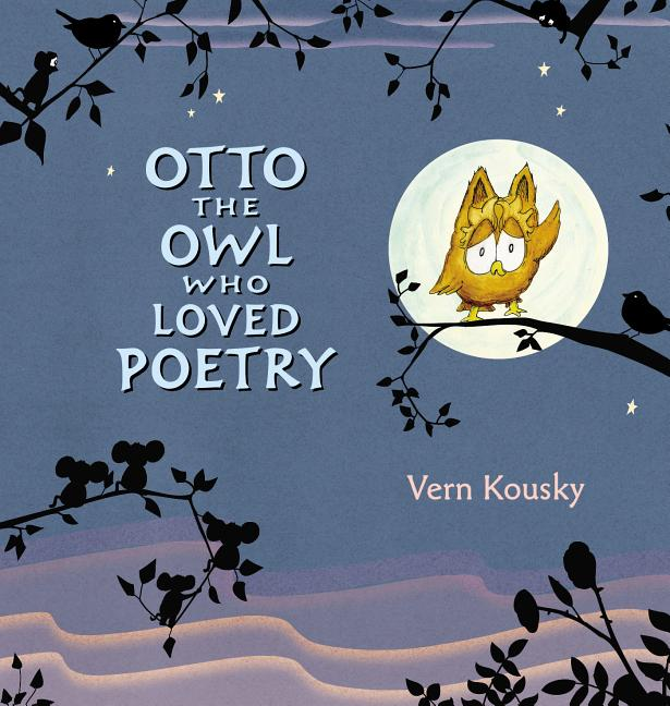 Otto the Owl Who Loved Poetry