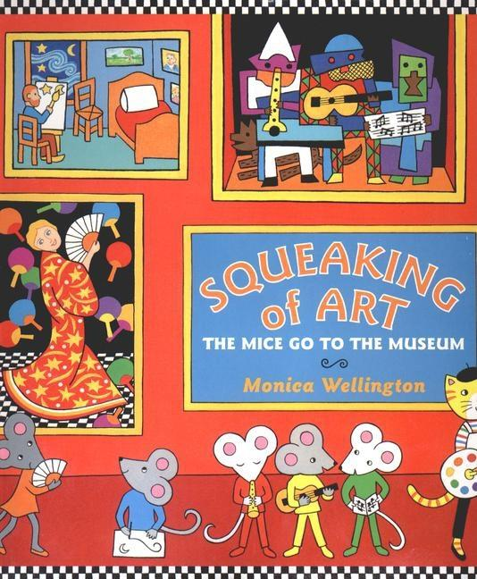 Squeaking of Art: The Mice Go to the Museum