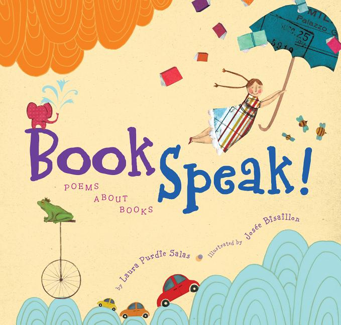 Bookspeak!: Poems about Books