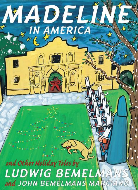 Madeline in America: And Other Holiday Tales