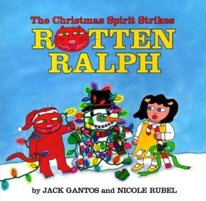 Christmas Spirit Strikes Rotten Ralph