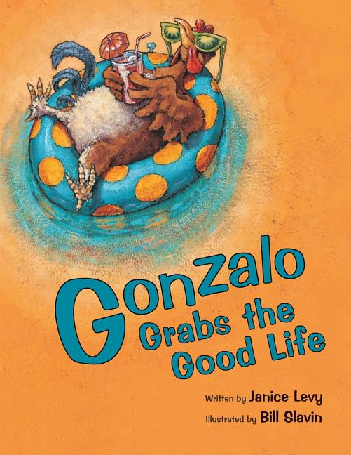 Gonzalo Grabs the Good Life