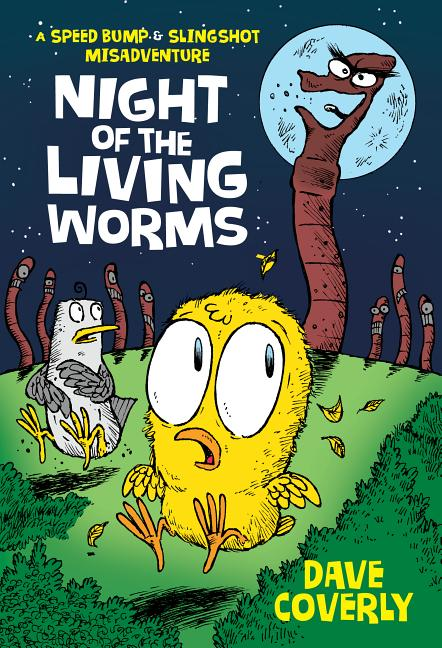 Night of the Living Worms: A Speed Bump and Slingshot Misadventure