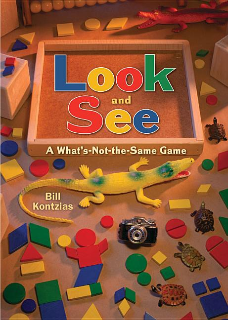 Look and See: A What's-Not-The-Same-Game