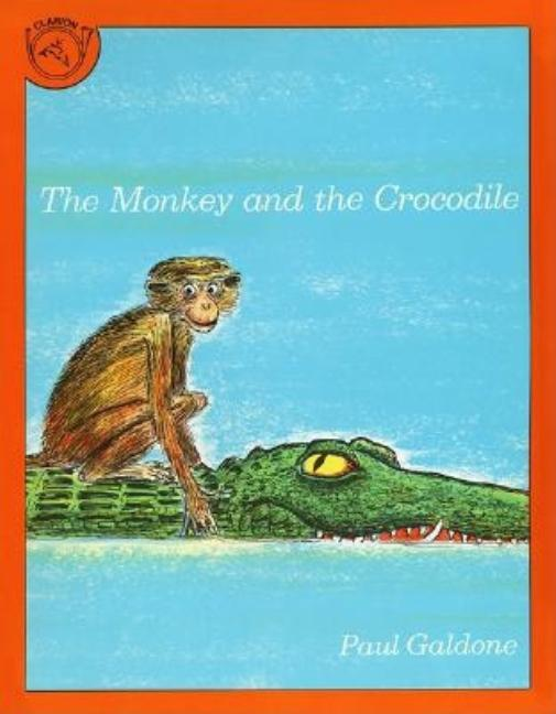 Monkey and the Crocodile, The: A Jataka Tale from India