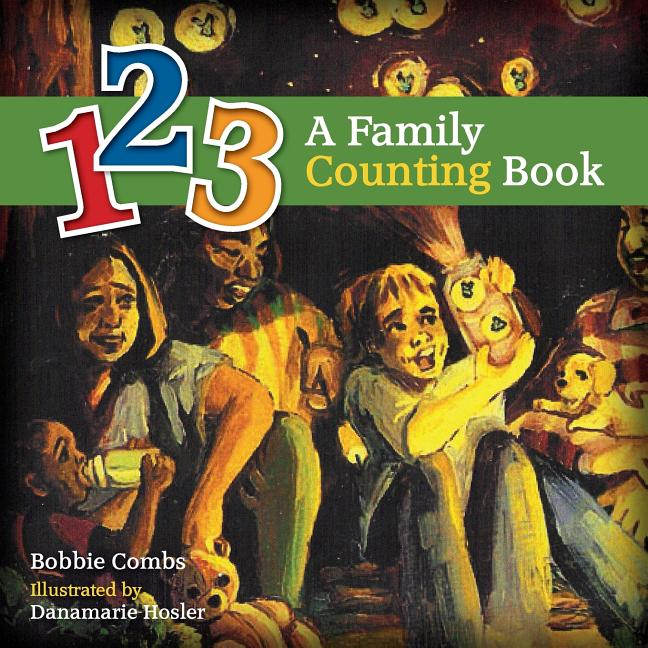 123 A Family Counting Book