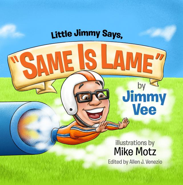 Little Jimmy Says, Same is Lame