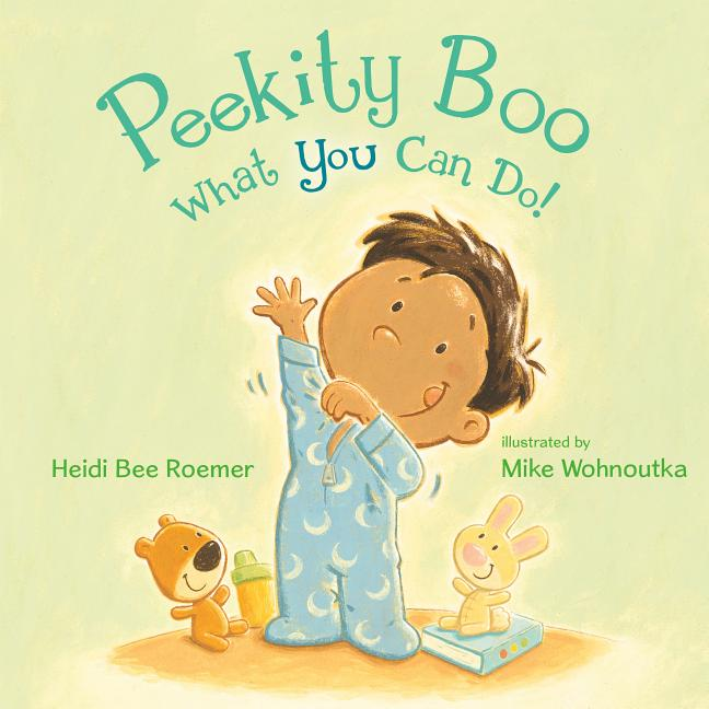 Peekity Boo: What You Can Do!