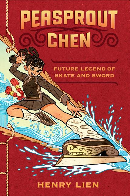 Peasprout Chen: Future Legend of Skate and Sword