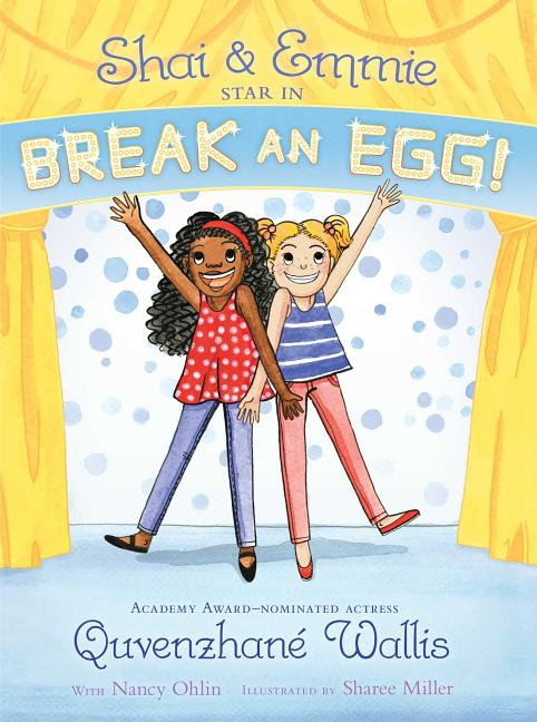 Shai & Emmie Star in Break an Egg!