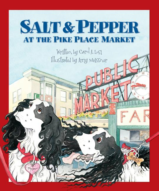 Salt and Pepper at the Pike Place Market