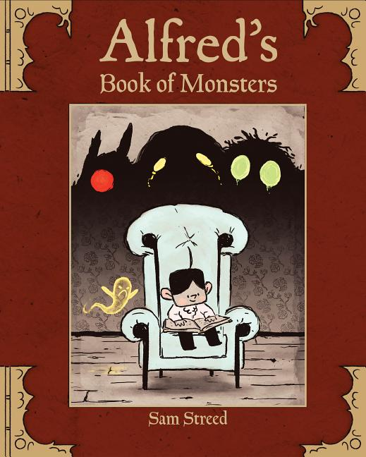 Alfred's Book of Monsters