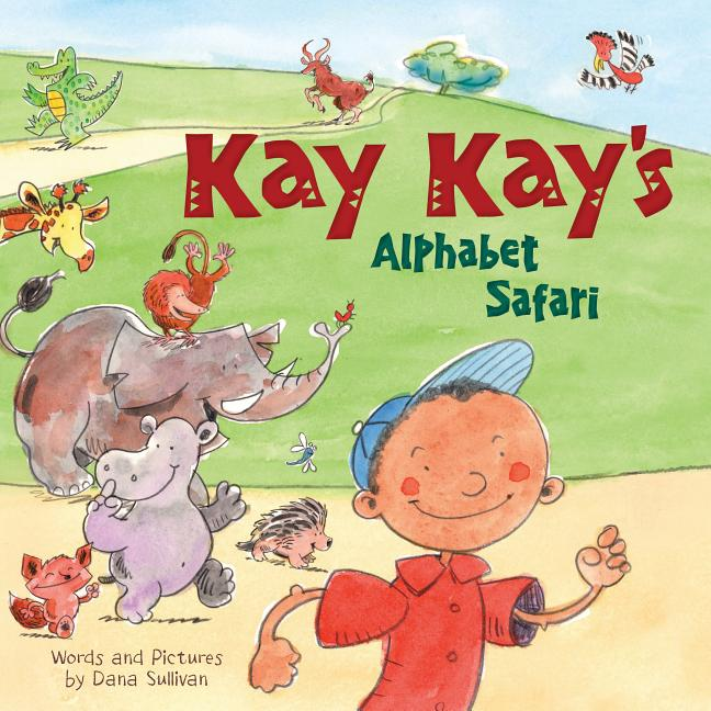 Kay Kay's Alphabet Safari