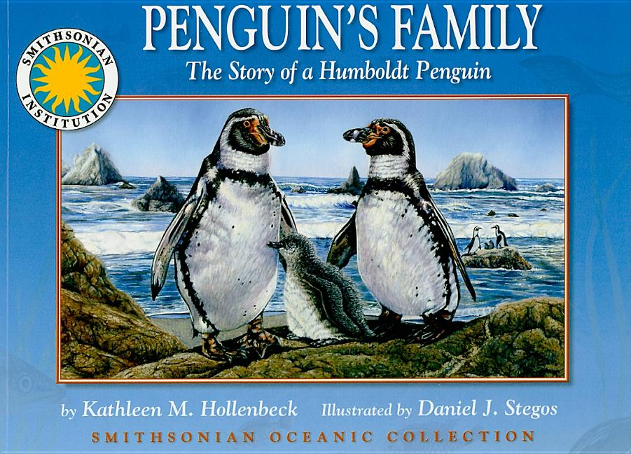 Penguin's Family: The Story of a Humboldt Penguin