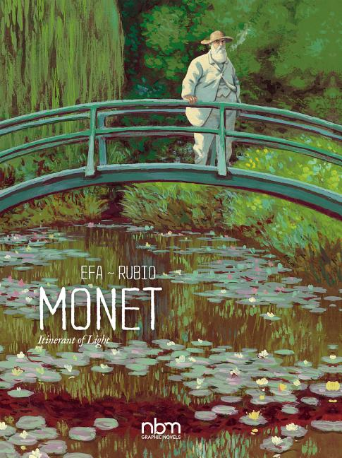 Monet: Itinerant of Light