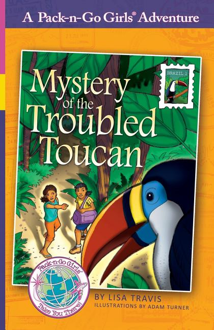 Mystery of the Troubled Toucan: Brazil 1
