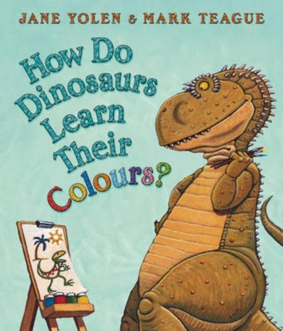 How Do Dinosaurs Learn Their Colours?