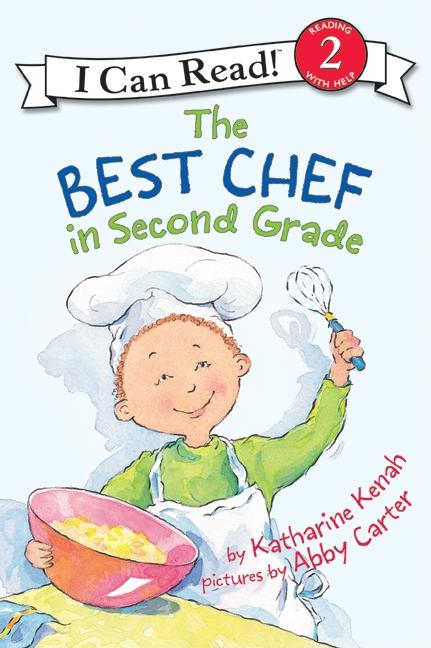 The Best Chef in Second Grade