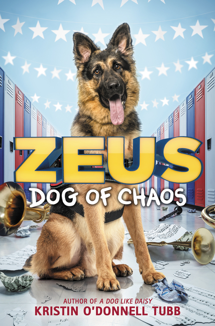 Zeus, Dog of Chaos