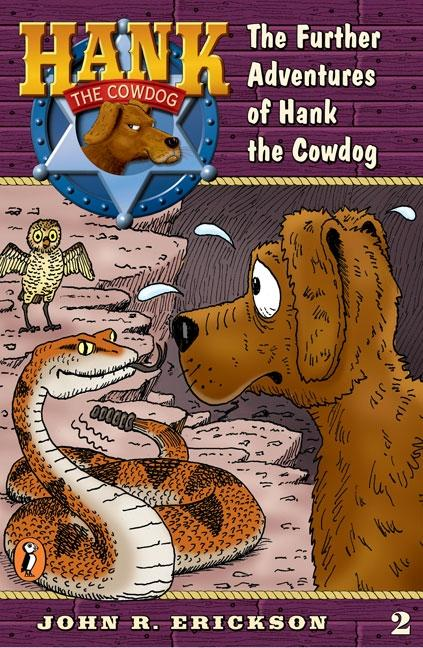 Further Adventures of Hank the Cowdog, The