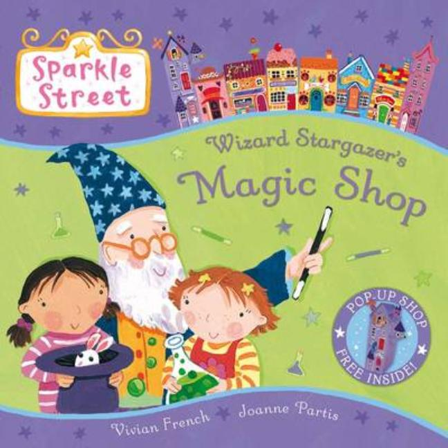 Wizard Stargazer's Magic Shop