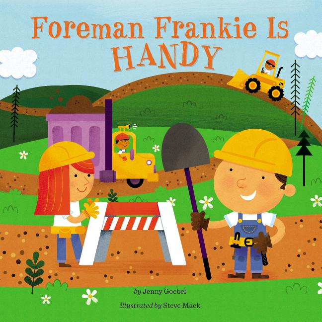 Foreman Frankie Is Handy