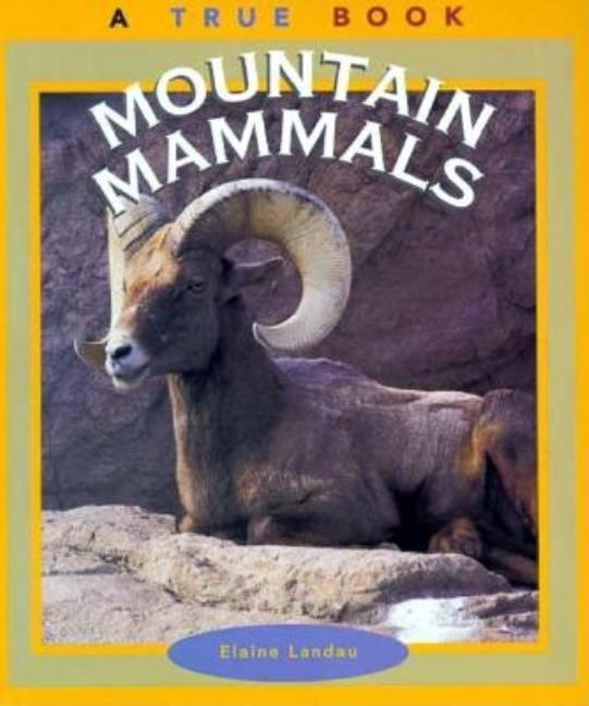 Mountain Mammals