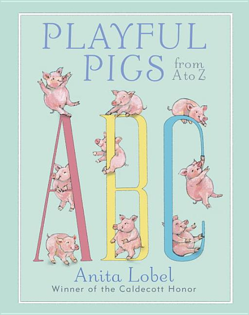 Playful Pigs from A to Z