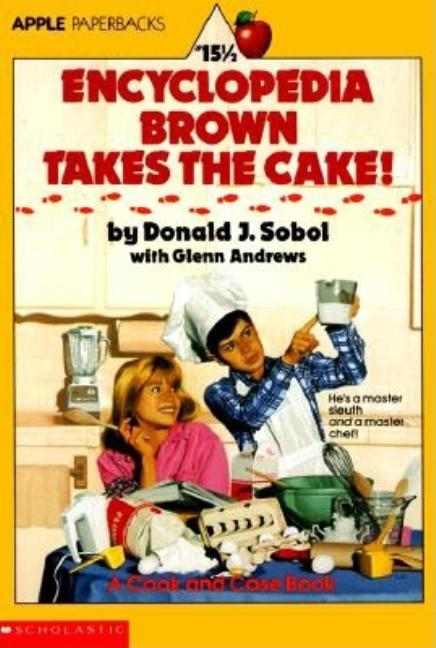 Encyclopedia Brown Takes the Cake