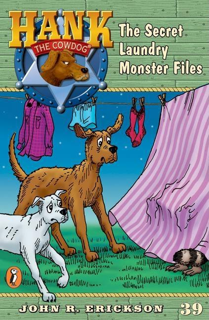 Secret Laundry Monster Files, The