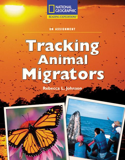 Tracking Animal Migrators