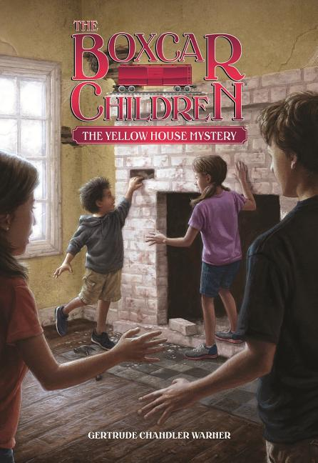Yellow House Mystery, The