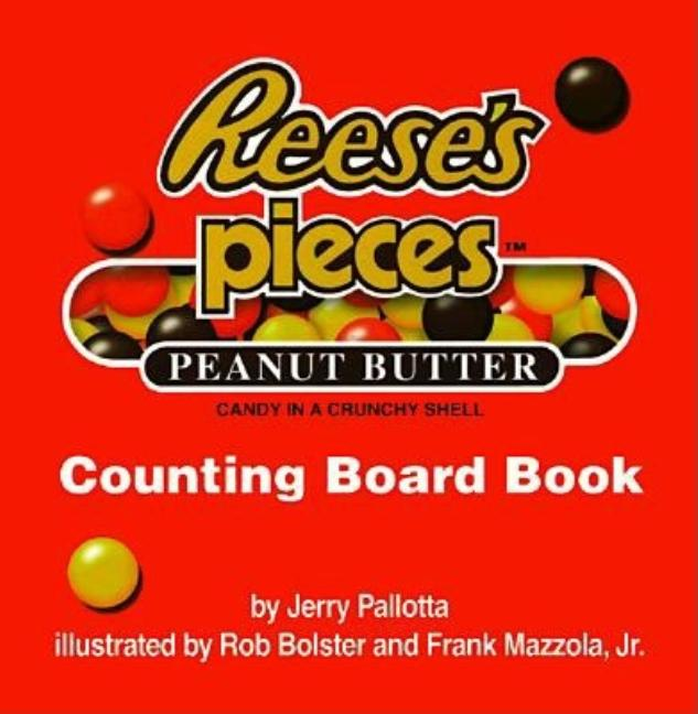 Reese's Pieces Peanut Butter: Counting Board Book
