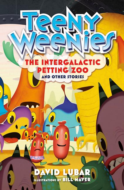 The Intergalactic Petting Zoo: And Other Stories