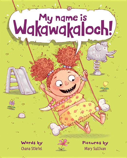 My Name Is Wakawakaloch!