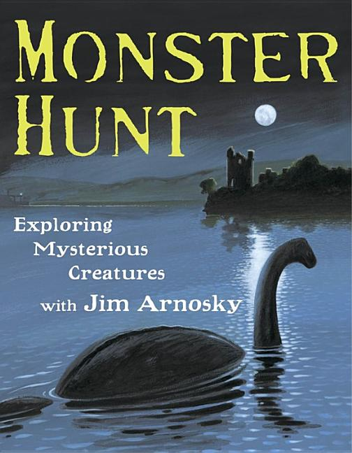 Monster Hunt: Exploring Mysterious Creatues