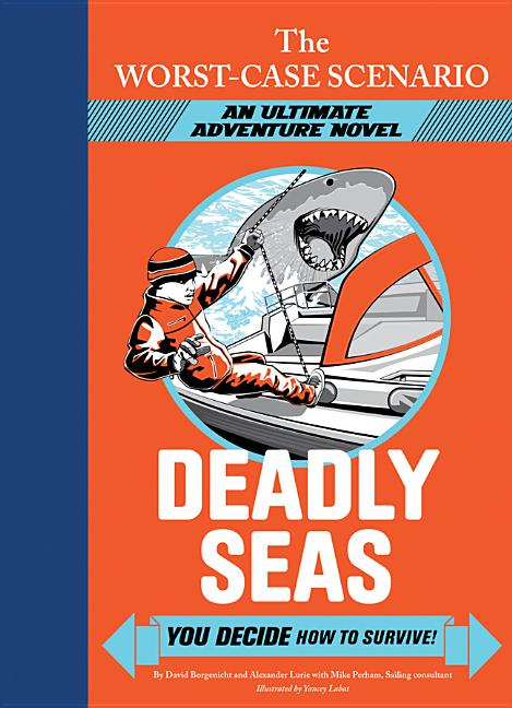 Deadly Seas: You Decide How to Survive!