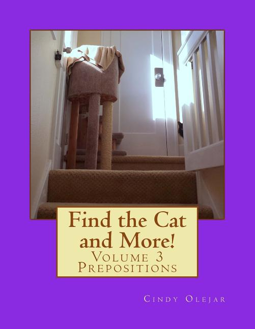 Find the Cat and More! Volume 3: Prepositions