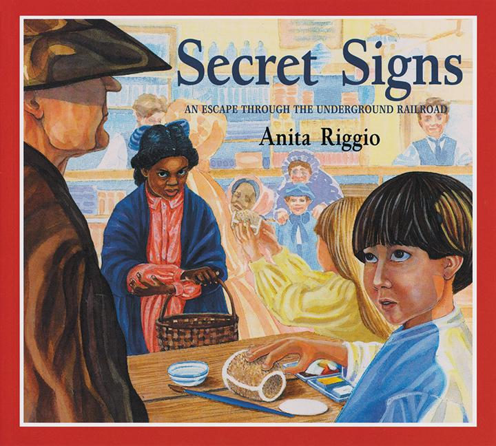 Secret Signs: Along the Underground Railroad
