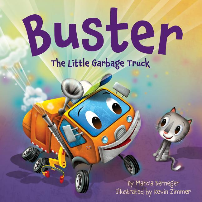 Buster: The Little Garbage Truck