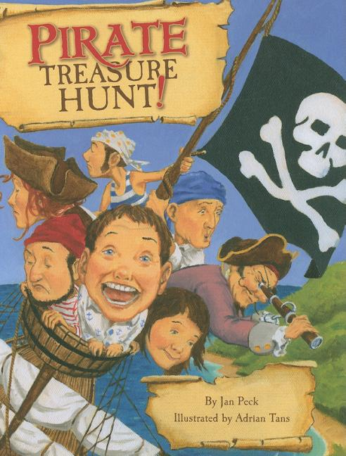Pirate Treasure Hunt!