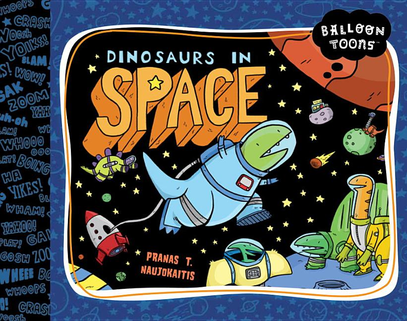 Dinosaurs in Space