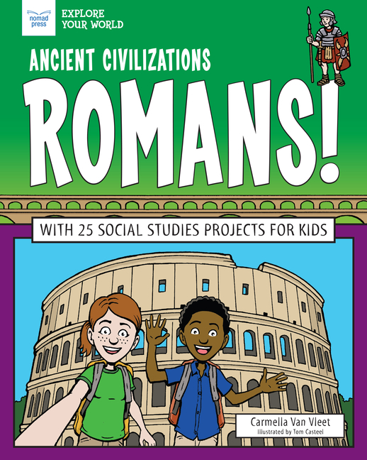 Ancient Civilizations: Romans!