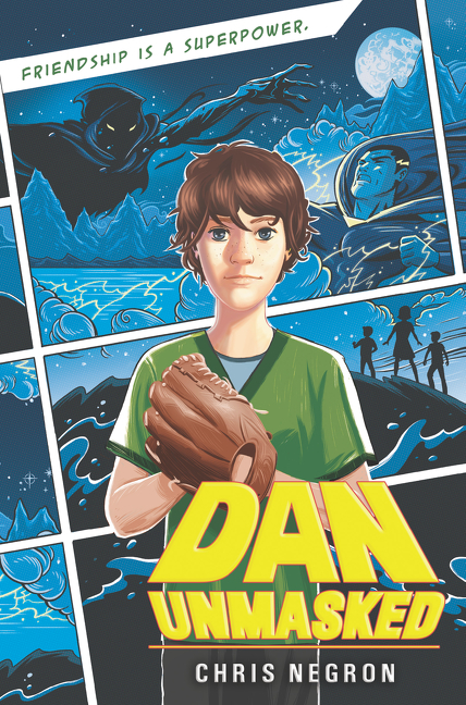 Book Cover for Dan Unmasked