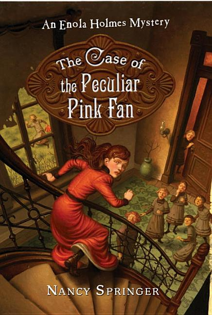 The Case of the Peculiar Pink Fan